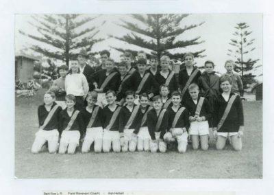 1960 Under 14's