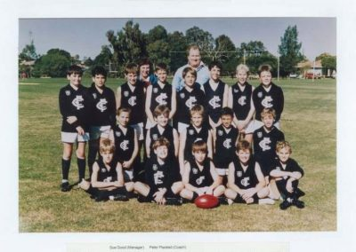 1989 Under 12's